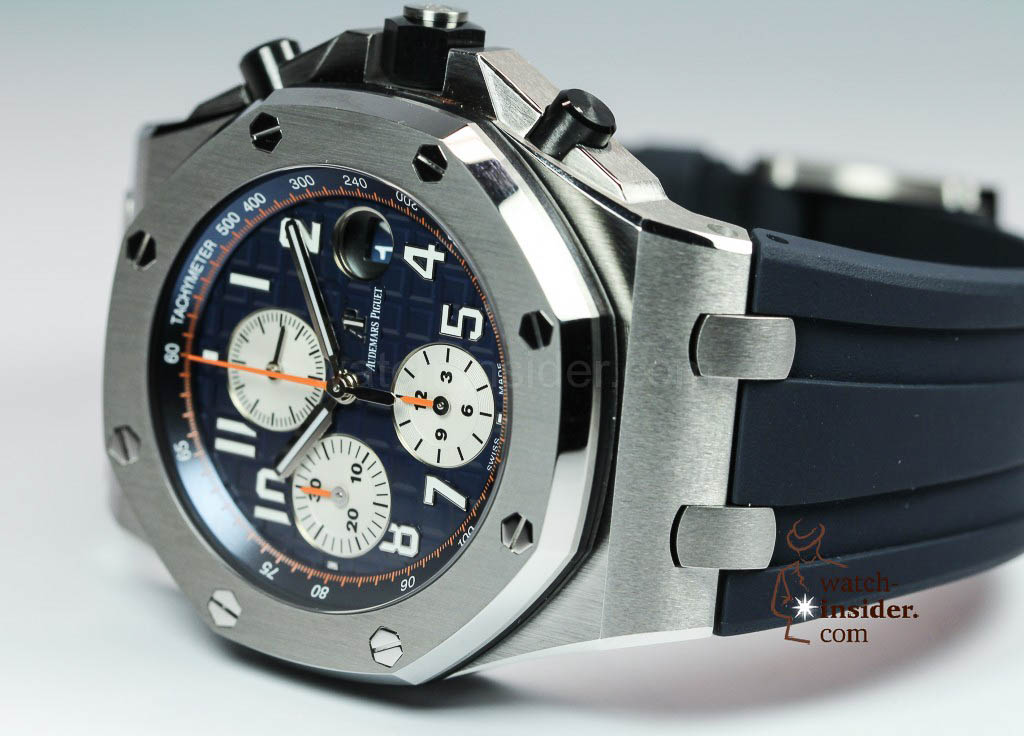 Audemars Piguet Royal Oak Offshore Navy Blue
