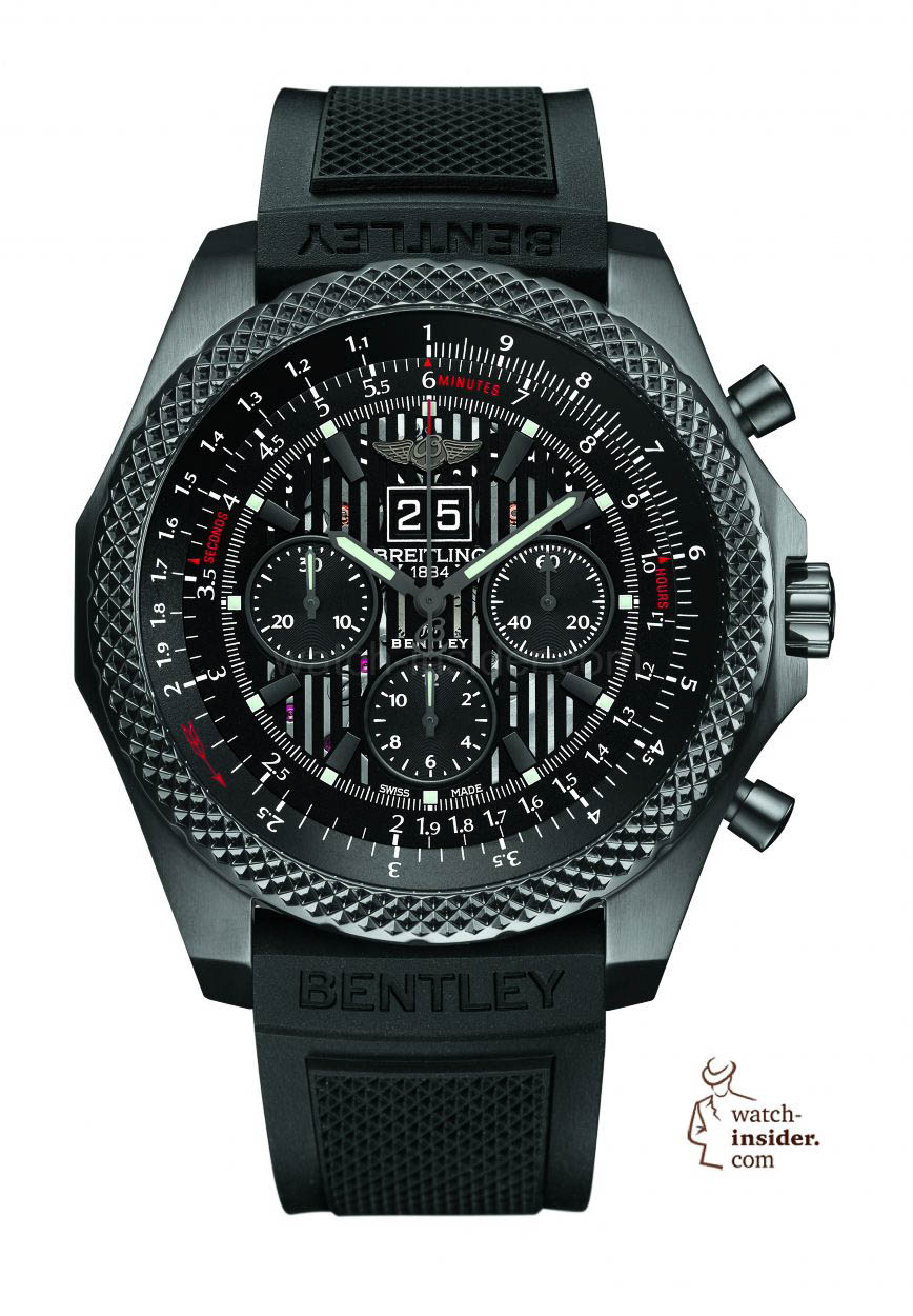 watch insider reviews the breitling for bentley midnight carbon. Cars Review. Best American Auto & Cars Review