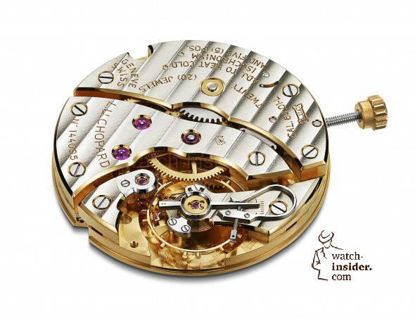 Chopard Mechanical hand-wound L.U.C 63.01-L