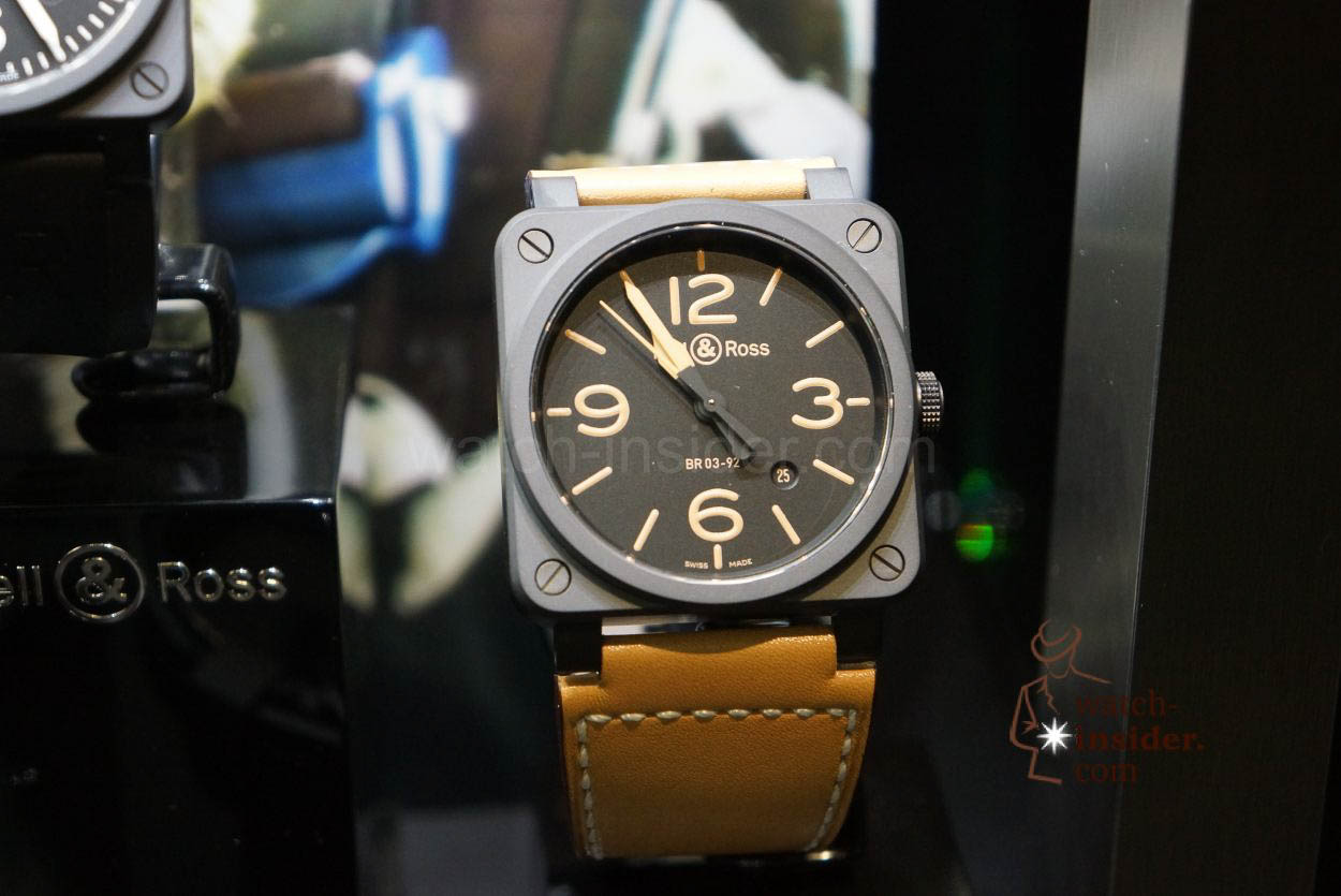 Bell And Ross Br03 92 Heritage