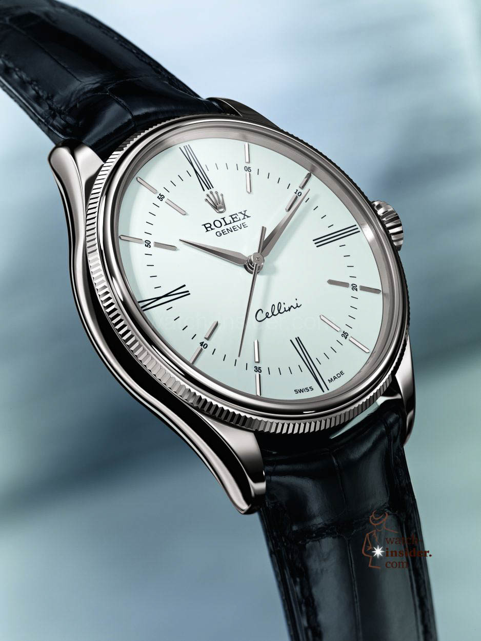 which one is sexier the new omega de ville tr sor or the new rolex cellini updated with the