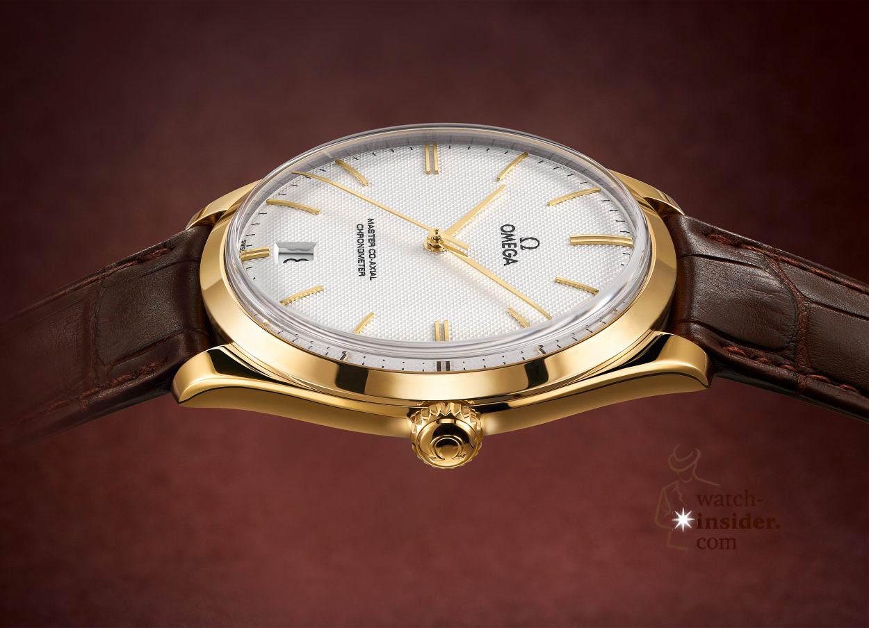 Коллекция старых часов omega de ville