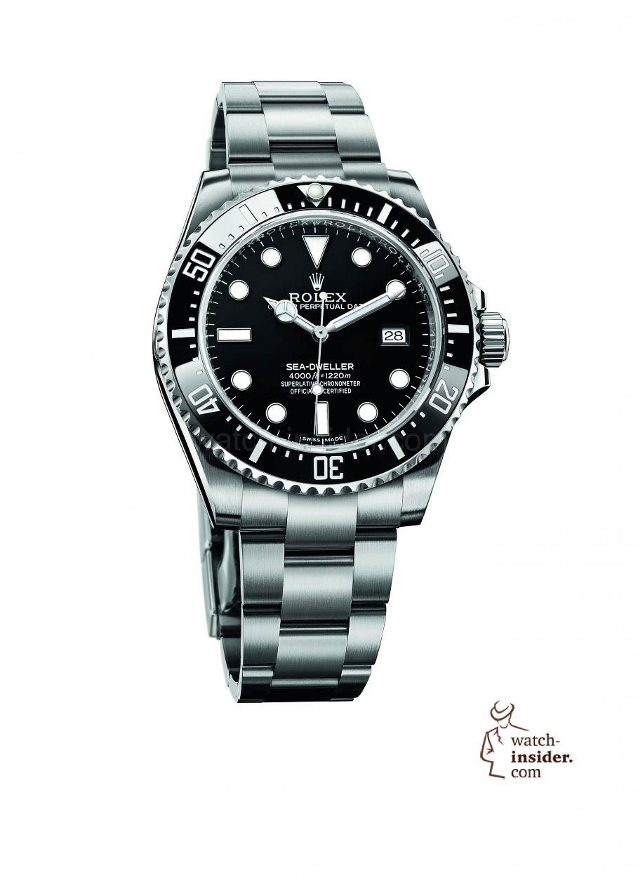 Rolex Sea Dweller 4000 Nato Rolex Sea-dweller 4000 904l