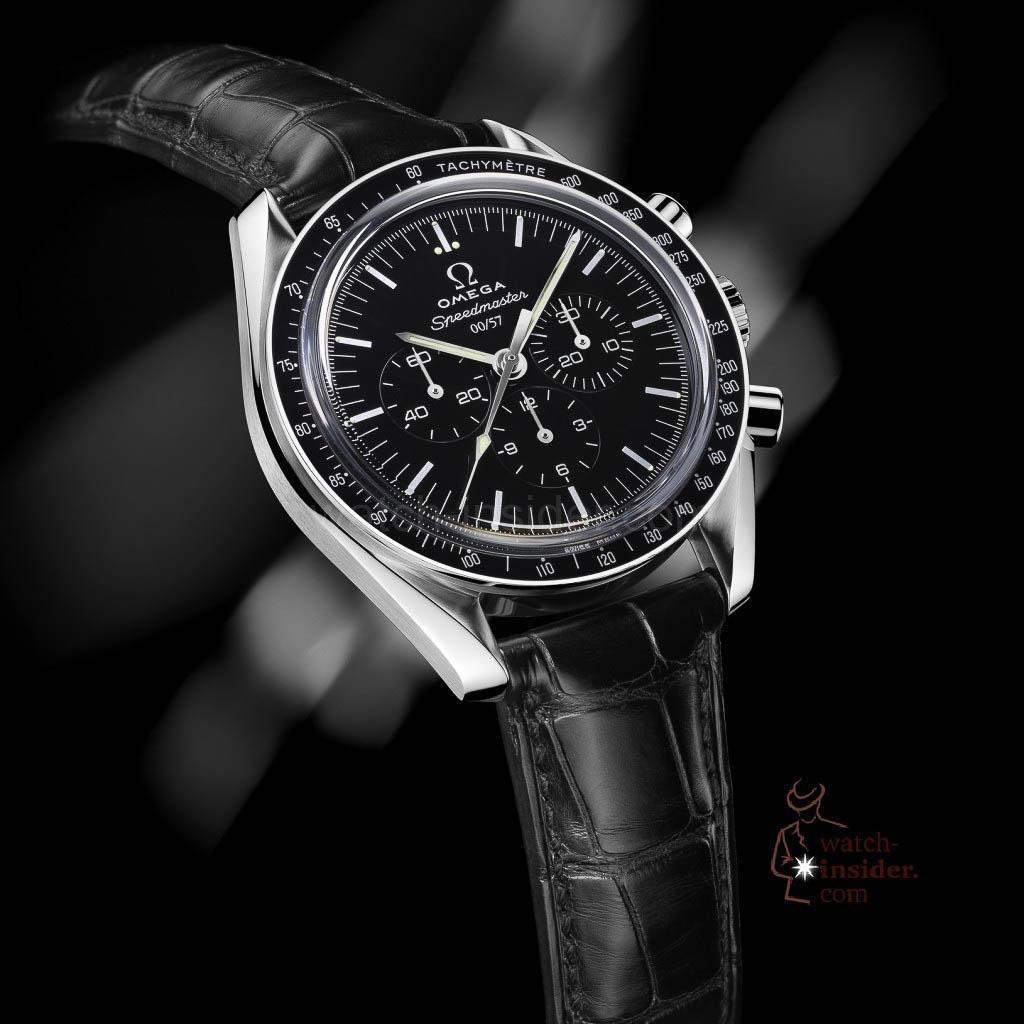 Omega Speedmaster Professional Apollo 11 45th Anniversary ...