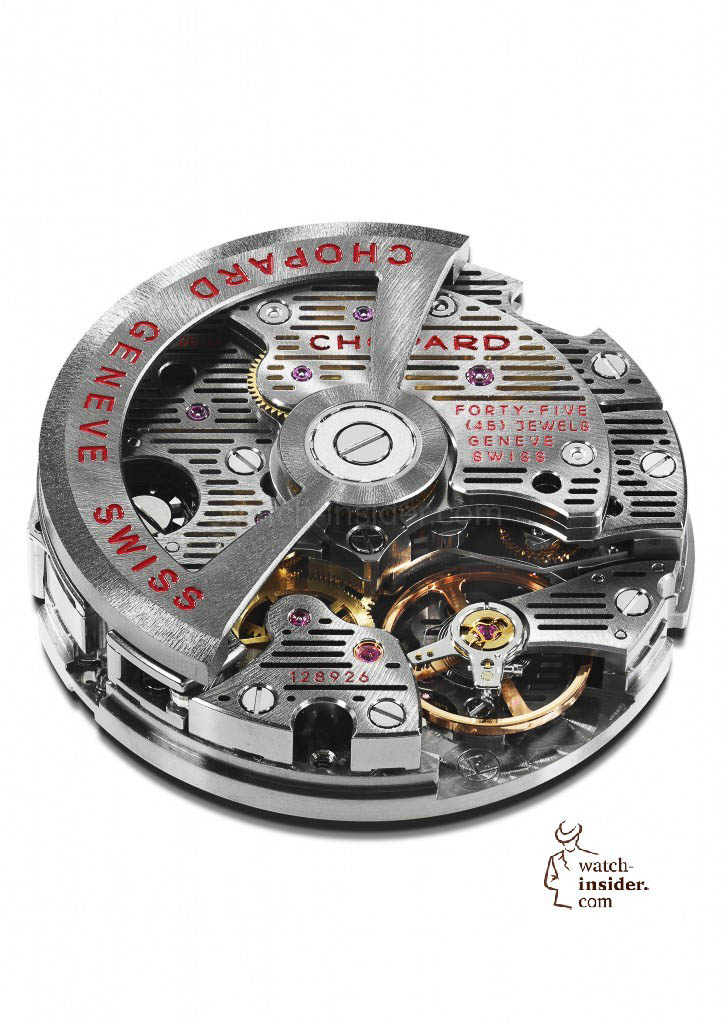 Chopard in-house calibre 03.05-M
