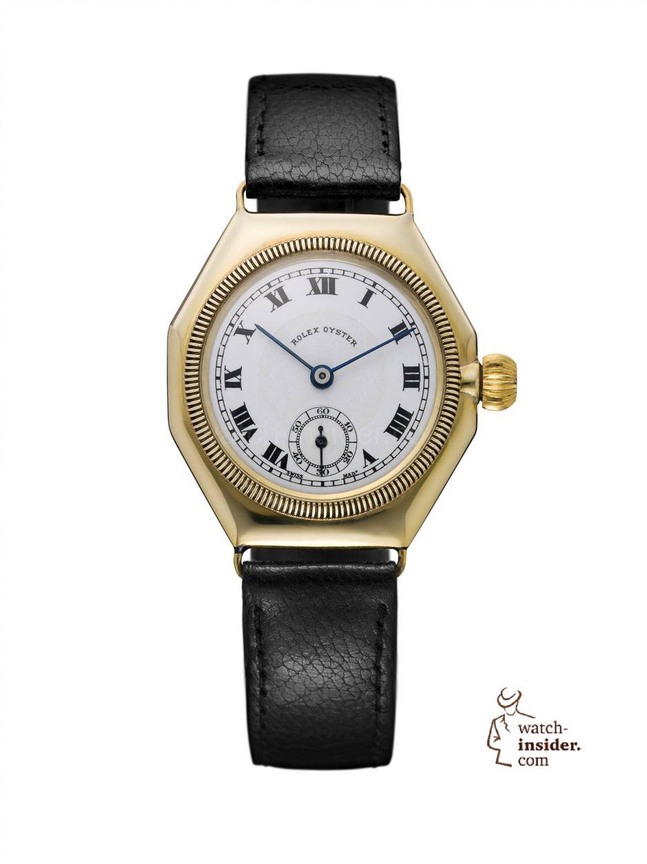 Discovering 100 years of rolex chronometers and rolex oyster watches page 2 watchtime usa for Oyster watches