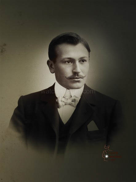 Hans Wilsdorf the founder of Rolex