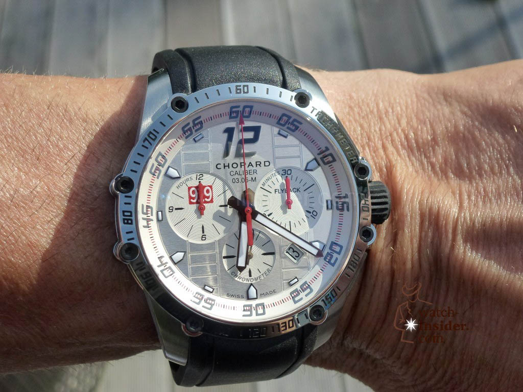 Chopard Superfast 919 Porsche Motorsport Chronograph