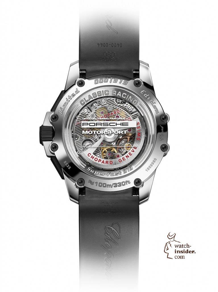 Chopard Superfast 919 Porsche Motorsport Chronograph