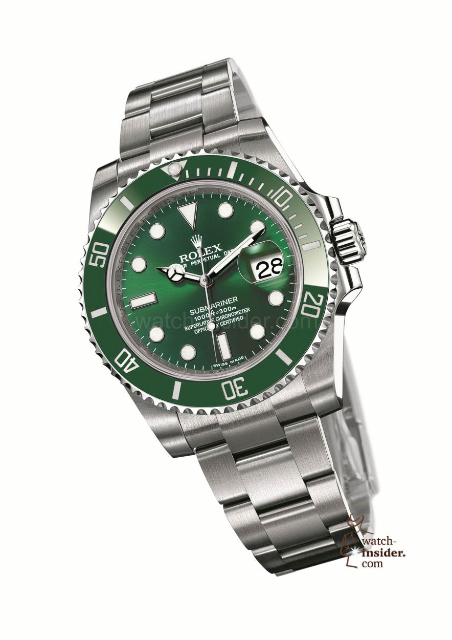 During the last weeks I saw innumerable Rolex Submariner ...