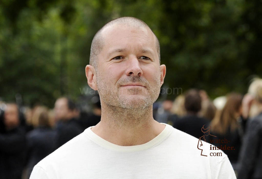 "Jonathan Ive, Apple's design chief, said: ""Switzerland is in trouble"""