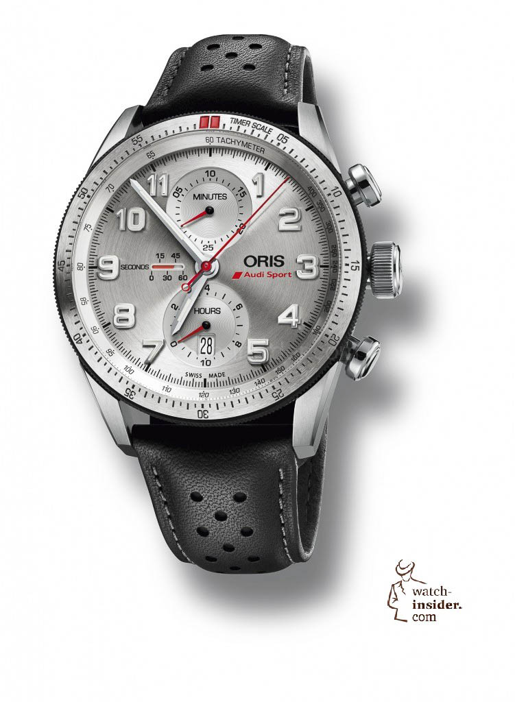 Limited Edition Birthday Collection: Oris Unveils The Audi Sport Limited Edition