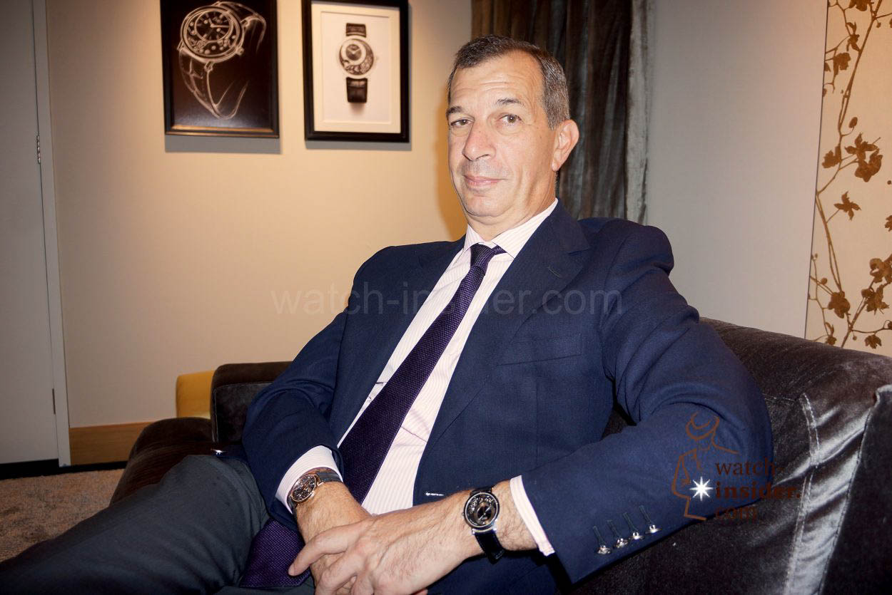 watches wonders in hong kong interview philippe l eacute opold philippe leacuteopold metzger ceo piaget