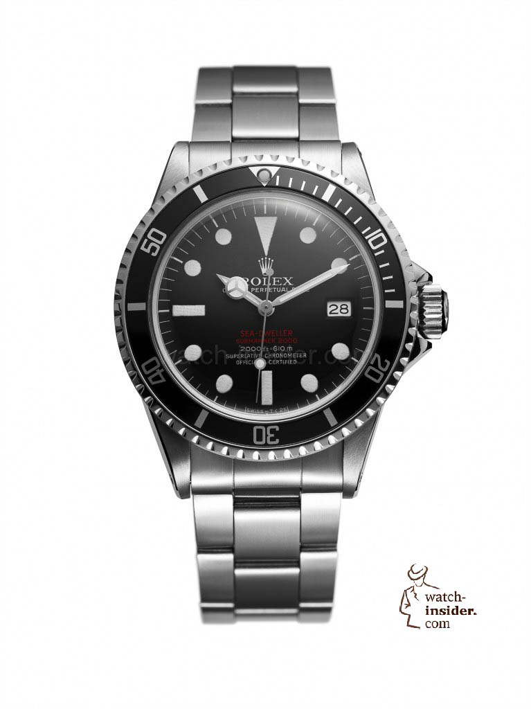 Replica Rolex First Sea-Dweller 1967