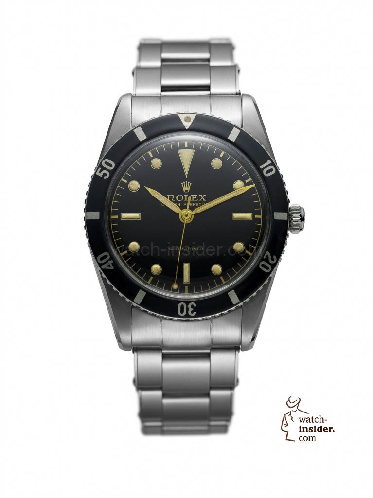 Rolex Replica First Submariner 1953