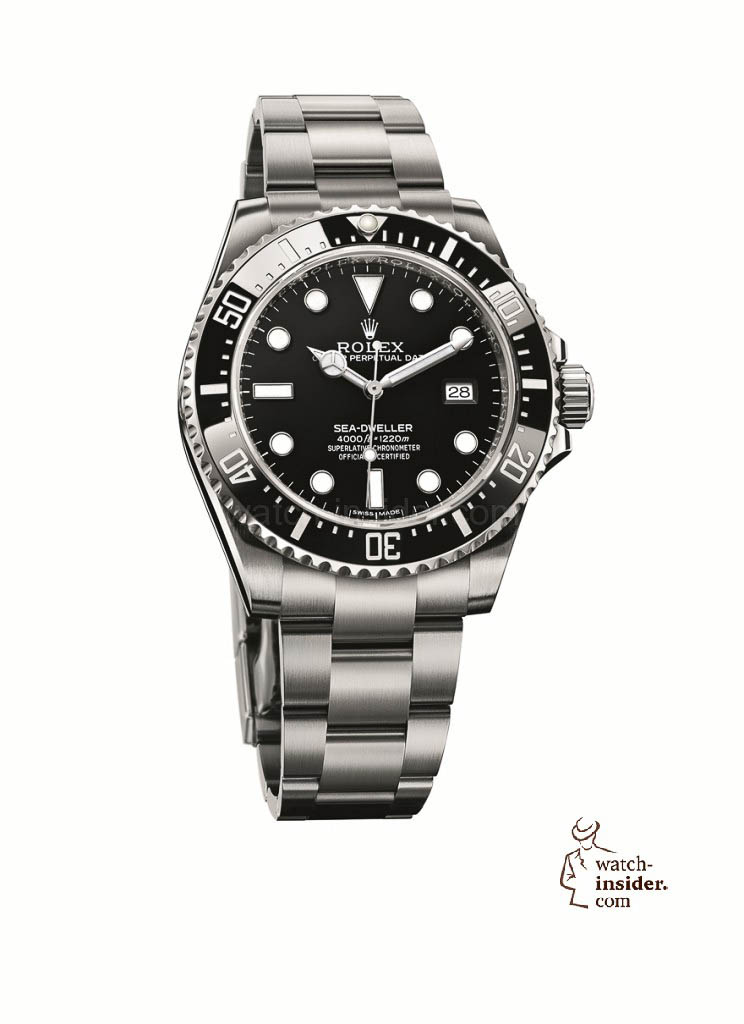 New Replica Rolex Oyster Perpetual Sea-Dweller 4000