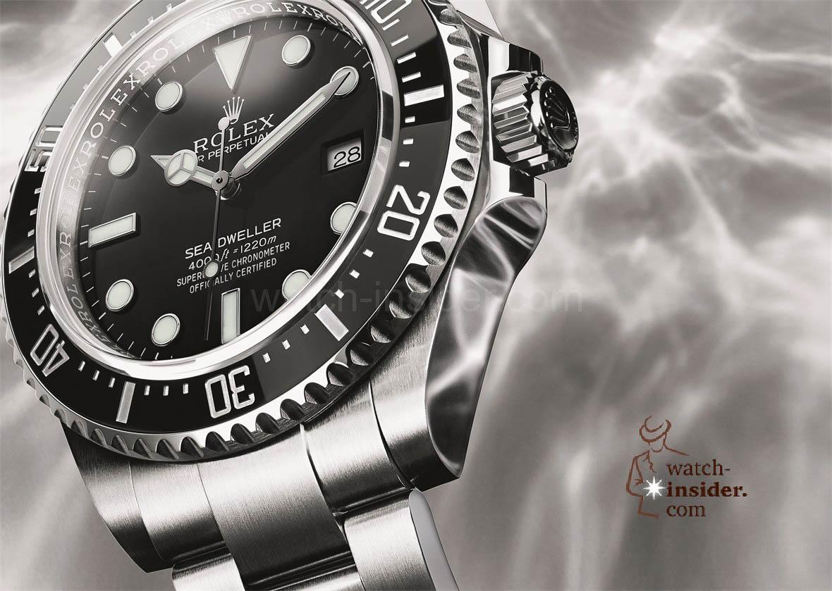 Rolex Sea Dweller 4000 Nato Perpetual Sea-dweller 4000