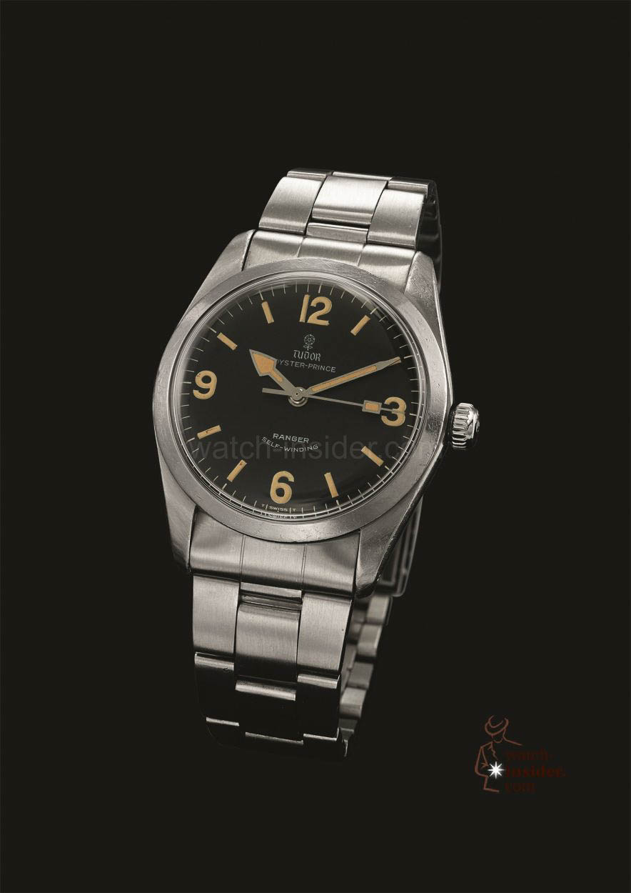 Tudor heritage ranger an eye catching timepiece that represents
