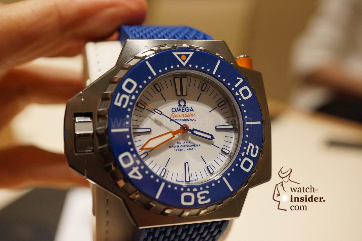 Часы OMEGA: Seamaster