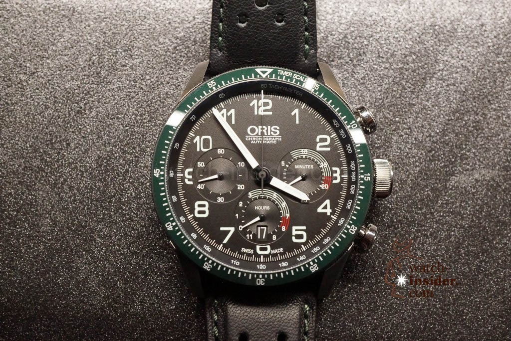 Oris Calobra Chronograph Limited Edition II