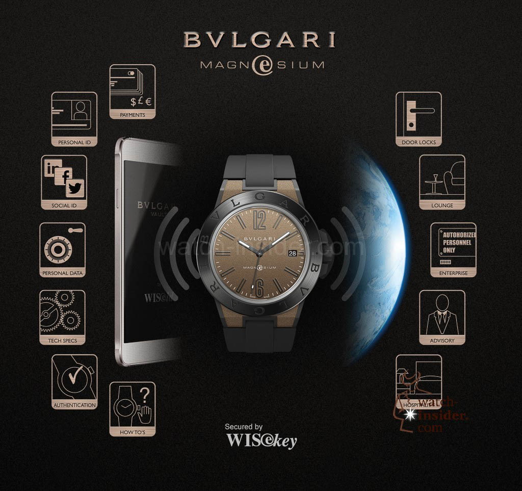 The Bulgari E Magnesium Ecosystem