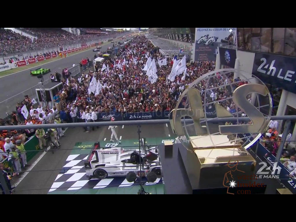24 Hours of Le Mans ... And The Winner Is: Rolex