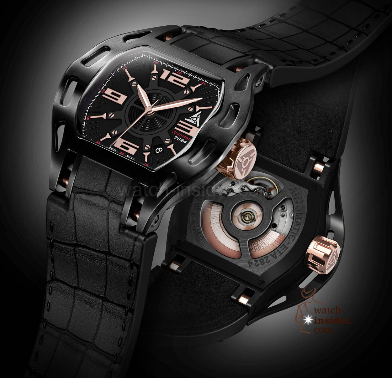 Automatic sport watch Wryst