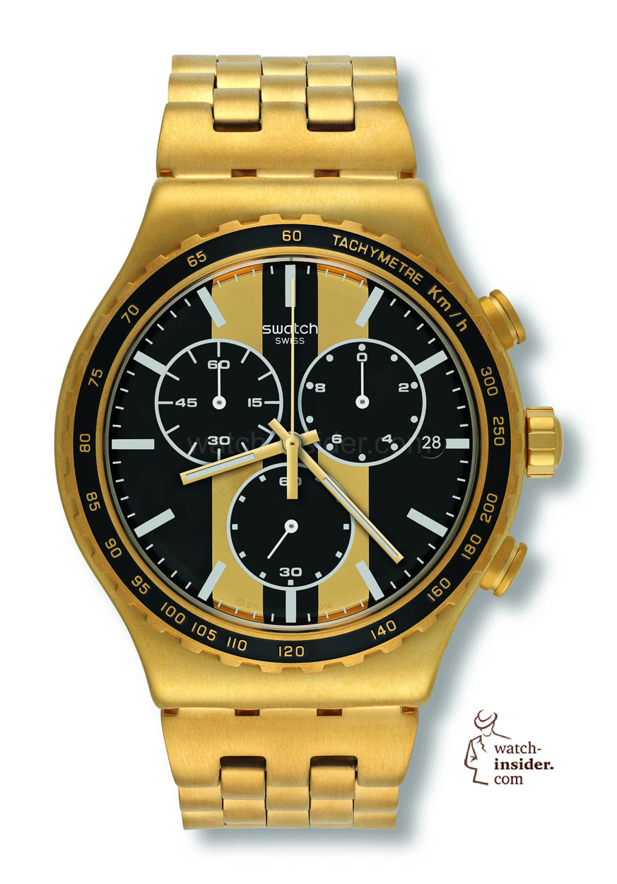 swatch golden fever sold for uac