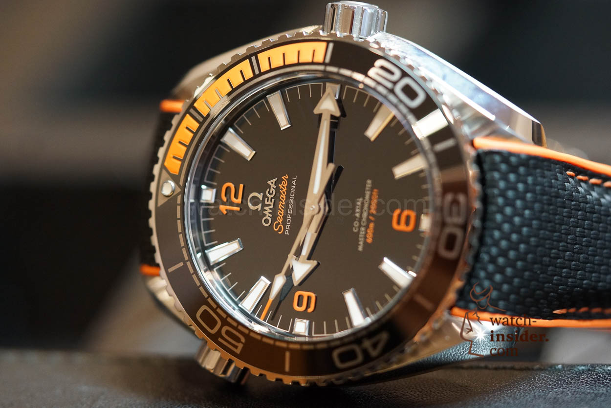 Omega Seamaster Оригинальные часы швейцарских