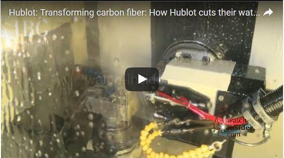 Hublot Transforming carbon
