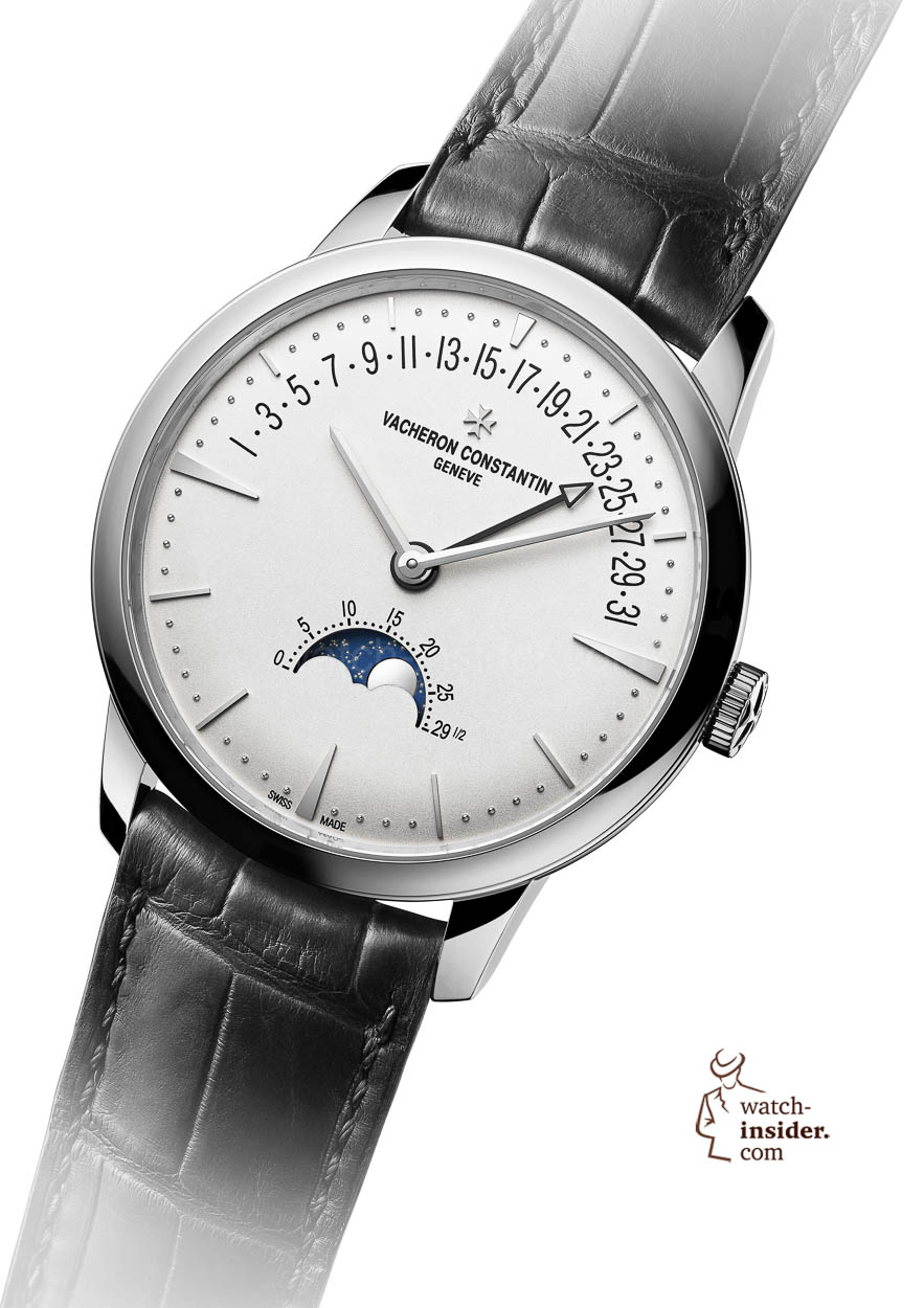 Pre sihh 2017 two new vacheron constantin timepieces watch for Vacheron constantin