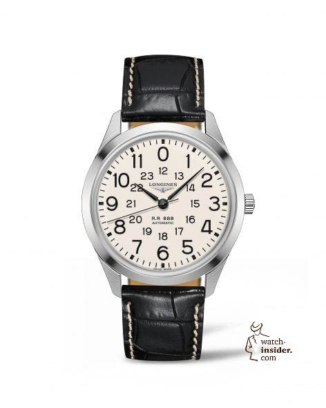 "Longines ""The Longines RailRoad"""