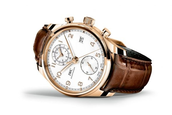 New IWC Portugieser Chronograph Classic Edition