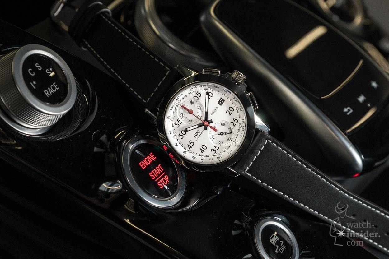IWC Ingenieur Chronograph Sport AMG Edition