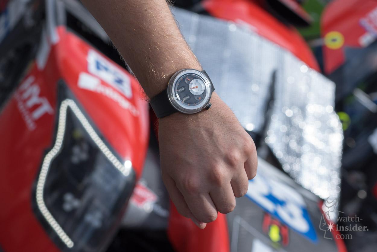 HYT H0 European Le Mans series Panis-Barthez Compétition
