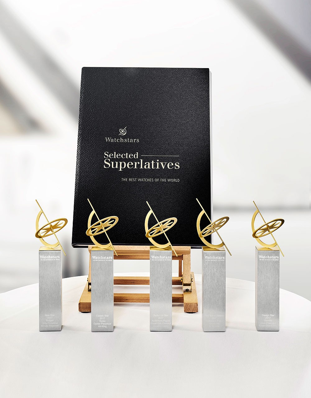 Selected Superlatives: The New Watchstars Book, Available Now for Pre-Order
