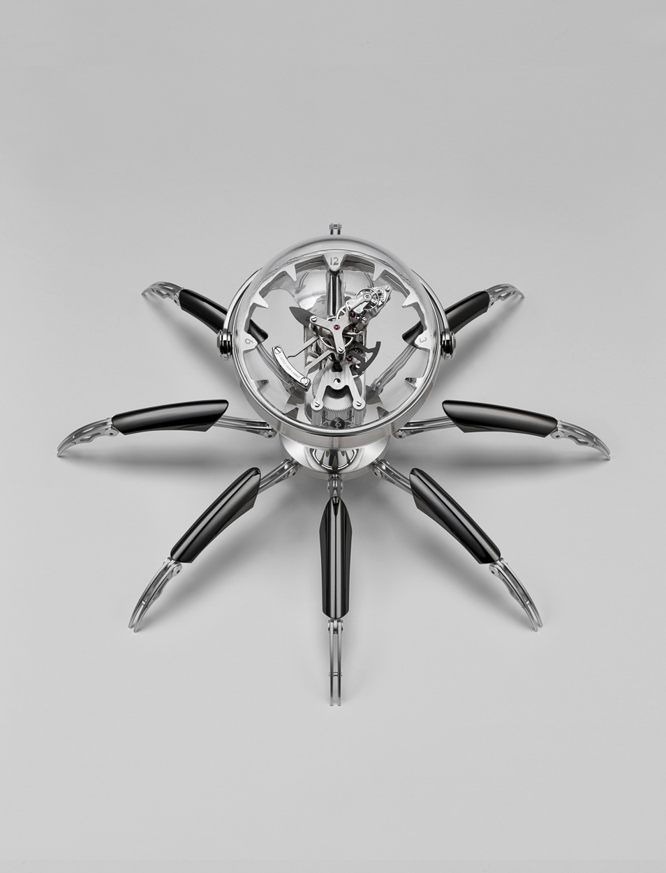 MB&F Octopod Time with legs and mystery