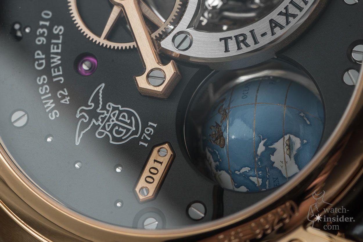 Girard-Perregaux Planetarium Tri-axial1701163522 – Watch ...