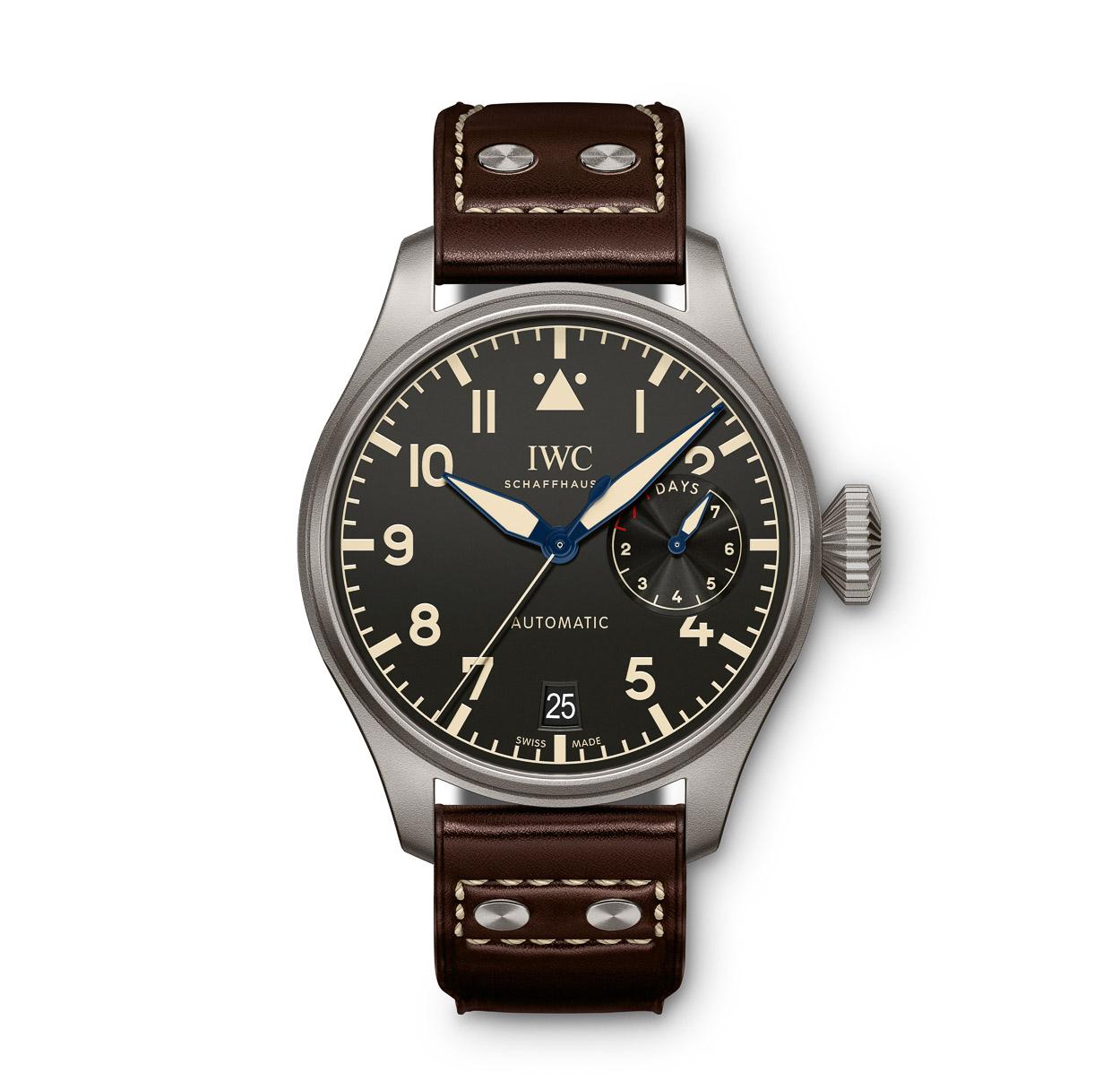 IWC Big Pilot's Watch Heritage titanium