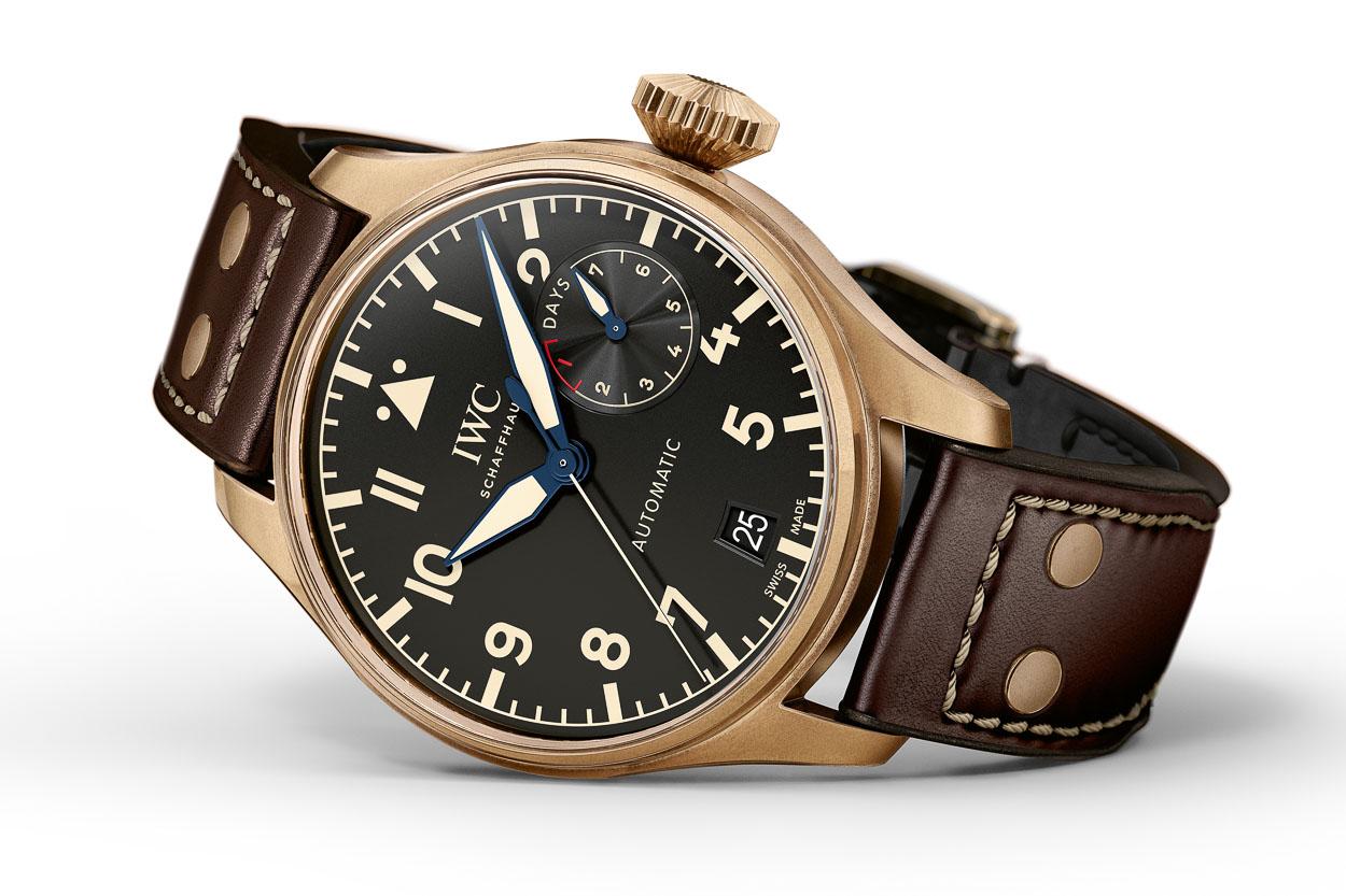 IWC Big Pilot's Watch Heritage bronze limited edition