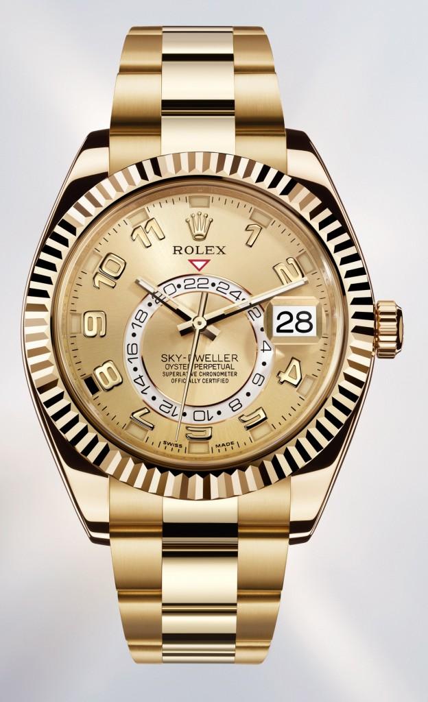 www.watch insider.de   news    Nach der Präsentation einige Details & Preise zu den Rolex Neuheiten (Update 23:00)   SKY DWELLER 02 624x1024