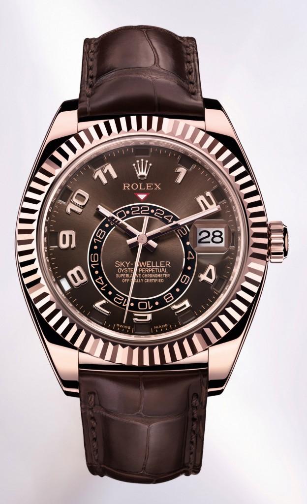 www.watch insider.de   news    Nach der Präsentation einige Details & Preise zu den Rolex Neuheiten (Update 23:00)   SKY DWELLER 03 624x1024