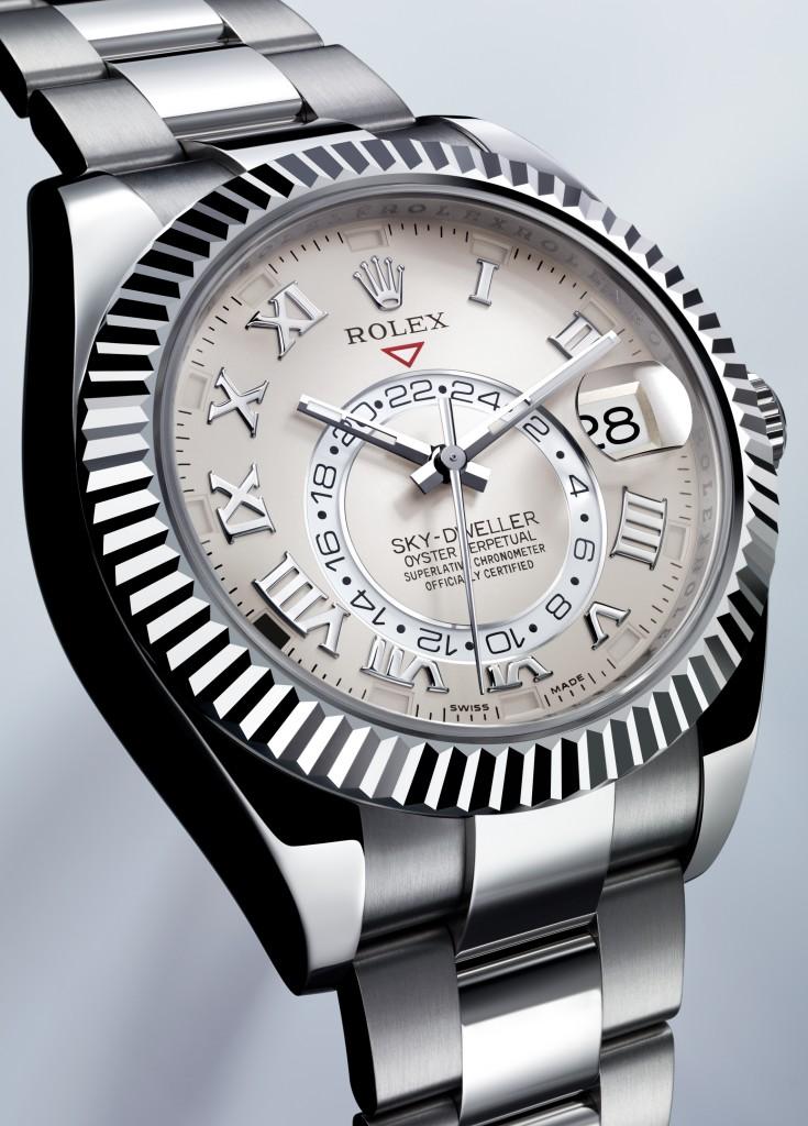 www.watch insider.de   news    Nach der Präsentation einige Details & Preise zu den Rolex Neuheiten (Update 23:00)   SKY DWELLER 04 735x1024