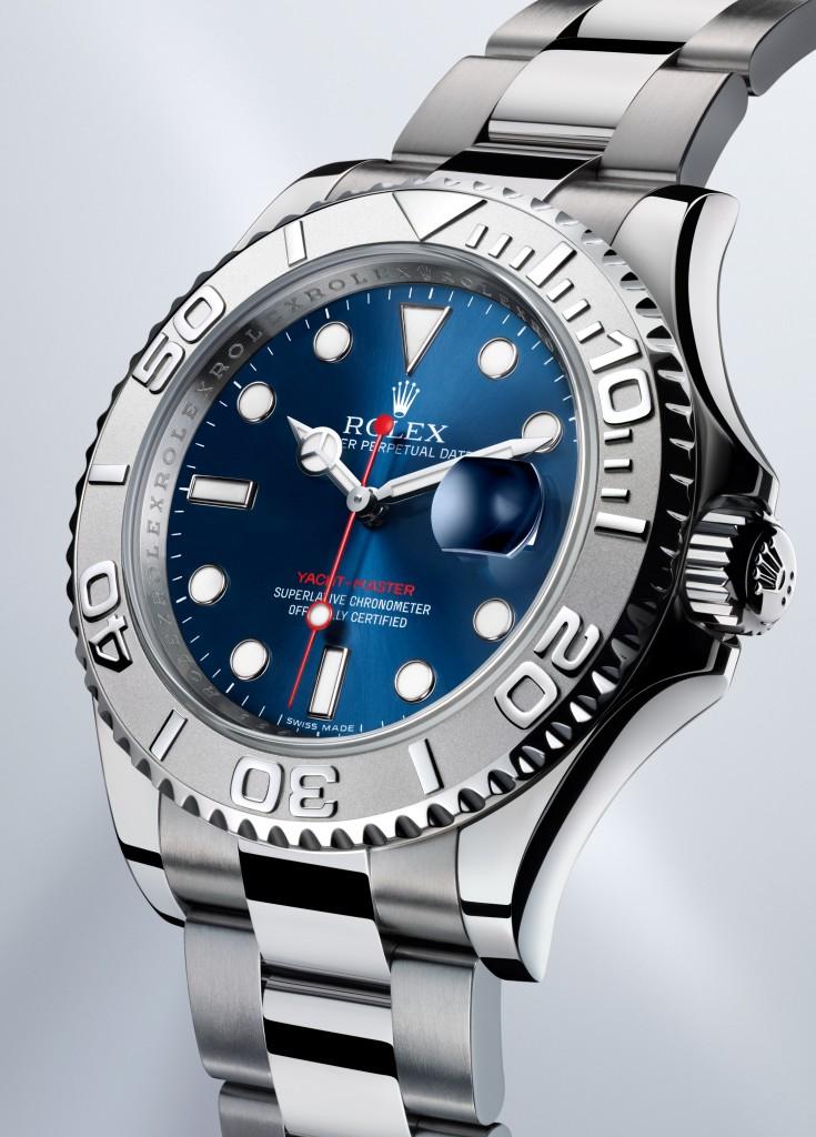 www.watch insider.de   news    Nach der Präsentation einige Details & Preise zu den Rolex Neuheiten (Update 23:00)   YACHT MASTER 02 735x1024