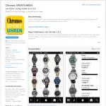 Mehr Infos zur Chronos Sportuhren-iPhone/iPad-App