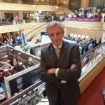 Rudi Kreuzberger, der Veranstalter der Munichtime und Viennatime. Das Bild entstand heute Nachmittag auf der Munichtime 2012