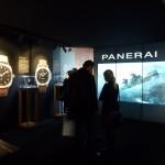 Impressionen von der Munichtime 2012. Die Panerai-Sonderausstellung im Dachgeschoss des Hotel Bayerischer Hof