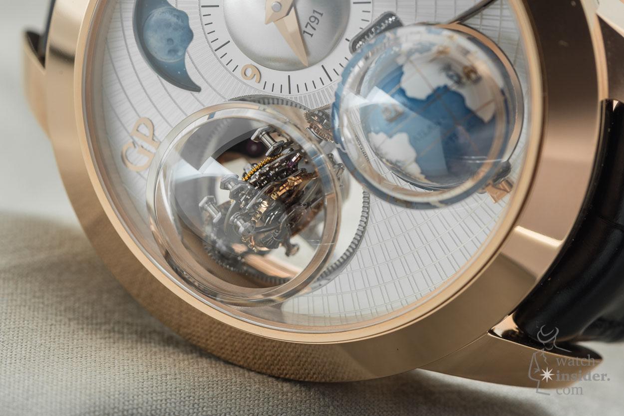 Sunday Showcase - Girard-Perregaux Planetarium Tri-axial