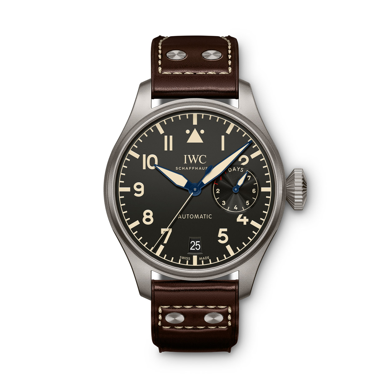 IWC Big Pilot's Watch Heritage titanium