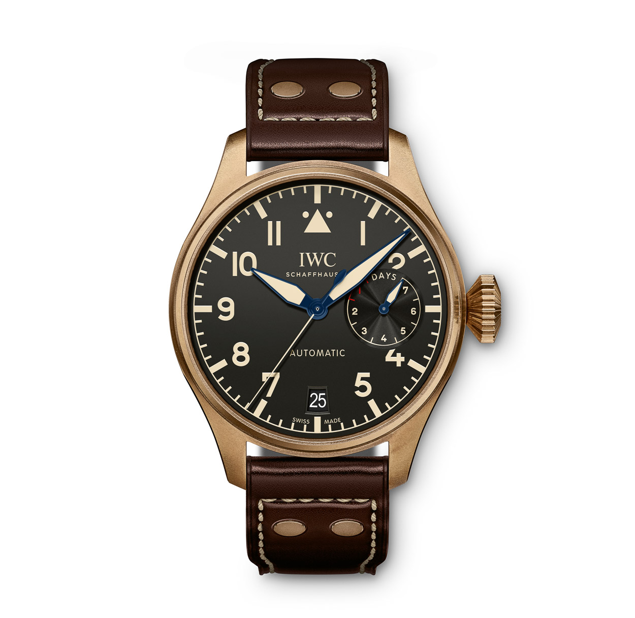 IWC Big Pilot's Watch Heritage bronze limited edition